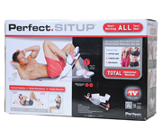 AB PERFECT SIT UP MAQUINA PARA EJERCITAR LOS ABDOMINALES